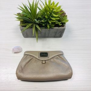 Cole Haan small clutch / cosmetic bag